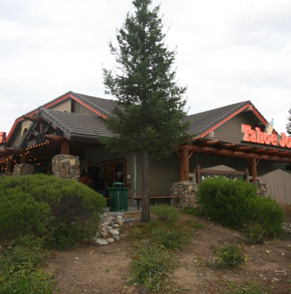 Tahoe Joe's – Handcrafted Log Repairs & Log Rot Replacement