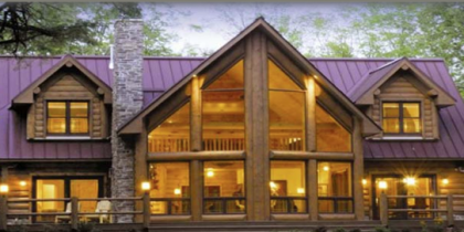 The Lure of Buying a Log Home – Is owning one right for you?