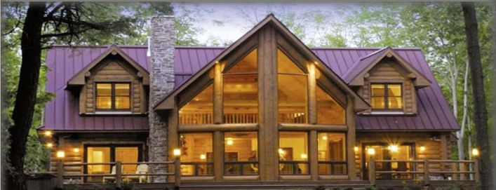 Is Buying a Log Home Right for You