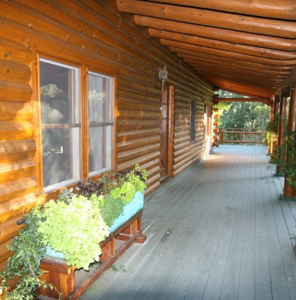 Easy Ways to Upgrade Your Log Home