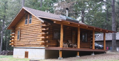 How to Lower Log Home Heating Costs