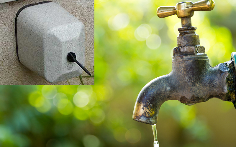 How to winterize outdoor water faucets and fixtures -