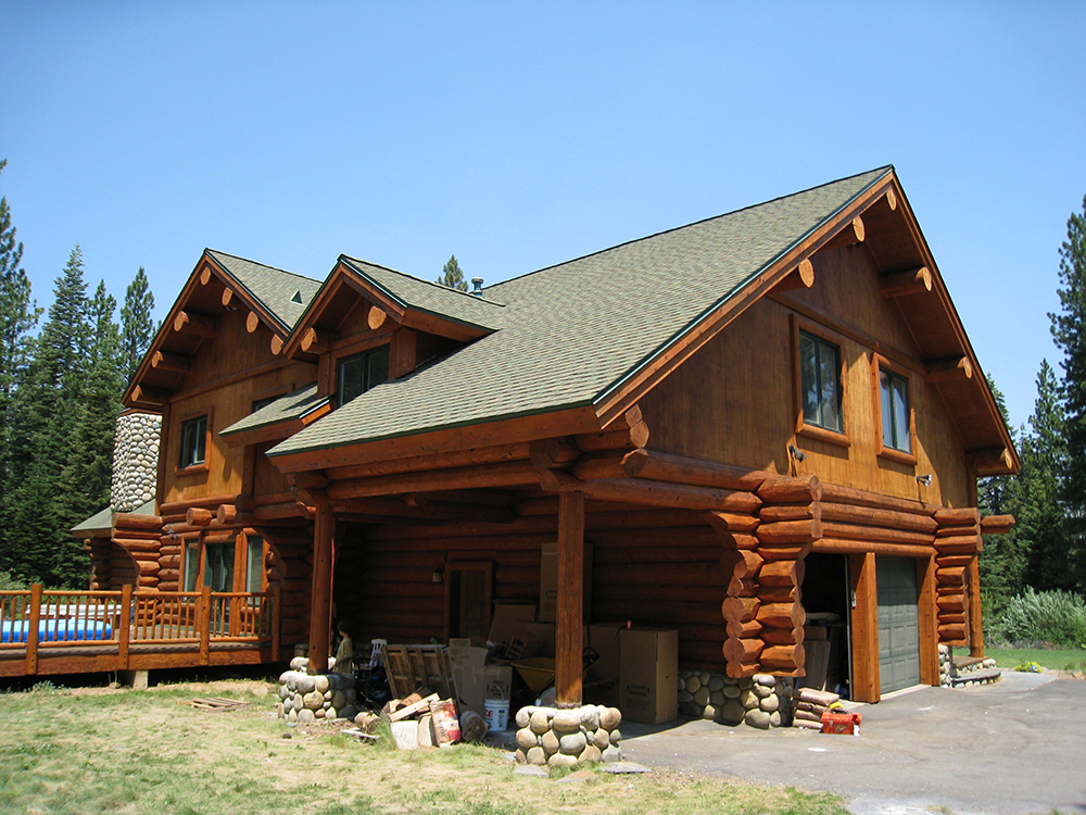 How To Get A Fair Price For Log Home Repair Or Restoration